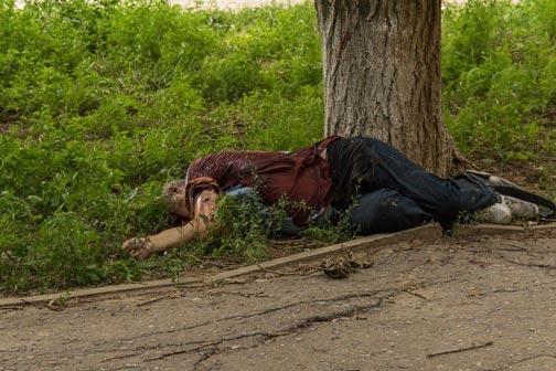 В Луганске из-за боевых действий погиб человек, 9 получили ранения, - мэрия - Цензор.НЕТ 3302