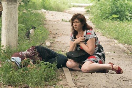 В Луганске из-за боевых действий погиб человек, 9 получили ранения, - мэрия - Цензор.НЕТ 3595