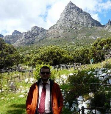 Харун в ЮАР