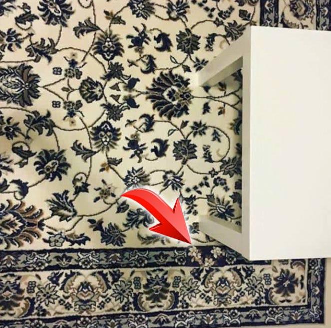 Картинка телефон на ковре где