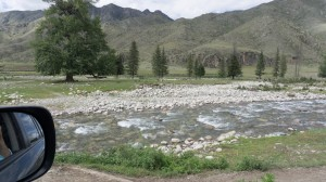 Река Большой Яломан.