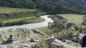 Горный Алтай. Это горы и реки.