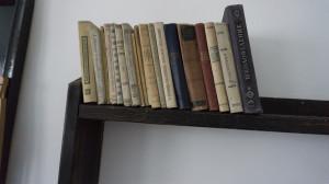 Старые учебники.