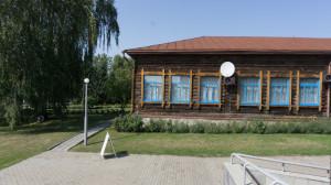 Музей Василия Шукшина.