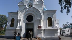 Успенский собор - главный храм Бийска.