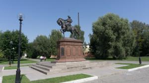 Бийский Пётр Первый.