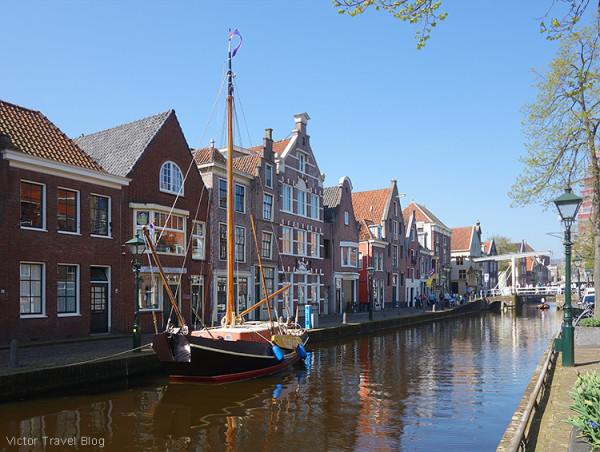 Каналы Алкмара, Голландия.
