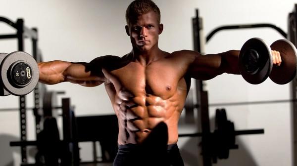 Бодибилдинг для роста мышц.