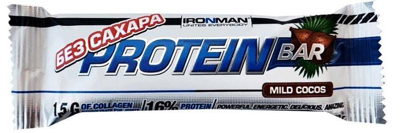 Протеиновый батончик IRONMAN