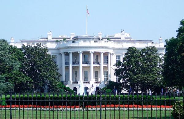Белый Дом, Вашингтон, США.