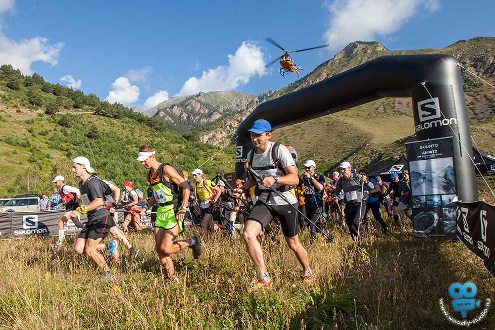 Elbrus World Race 2013 – Mountain Marathon