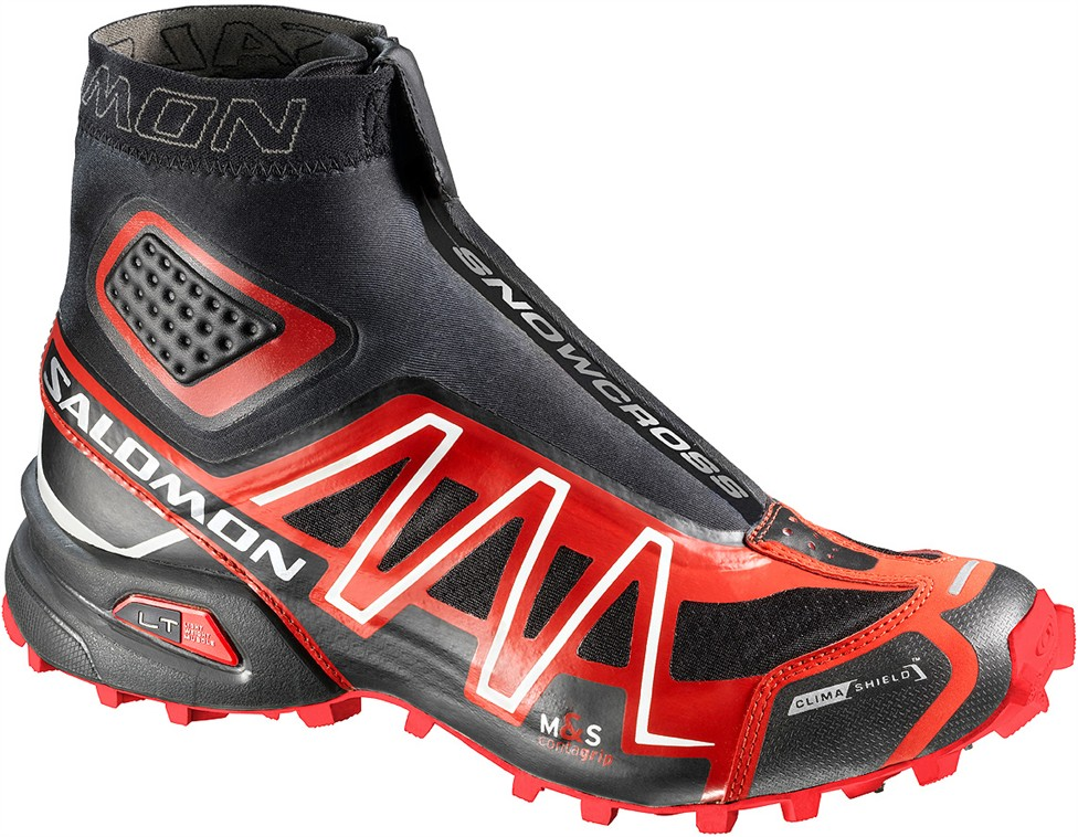Salomon Snowcross. Тест-драйв в Гудаури.