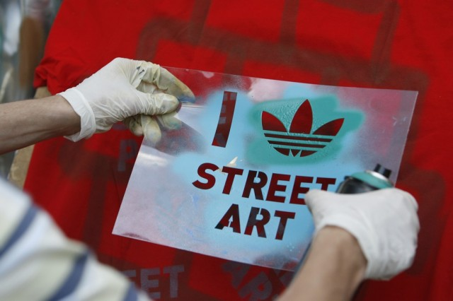adidas Originals Street Party в Киеве