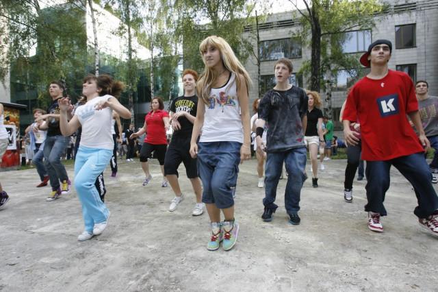 adidas Originals Street Party в Киеве