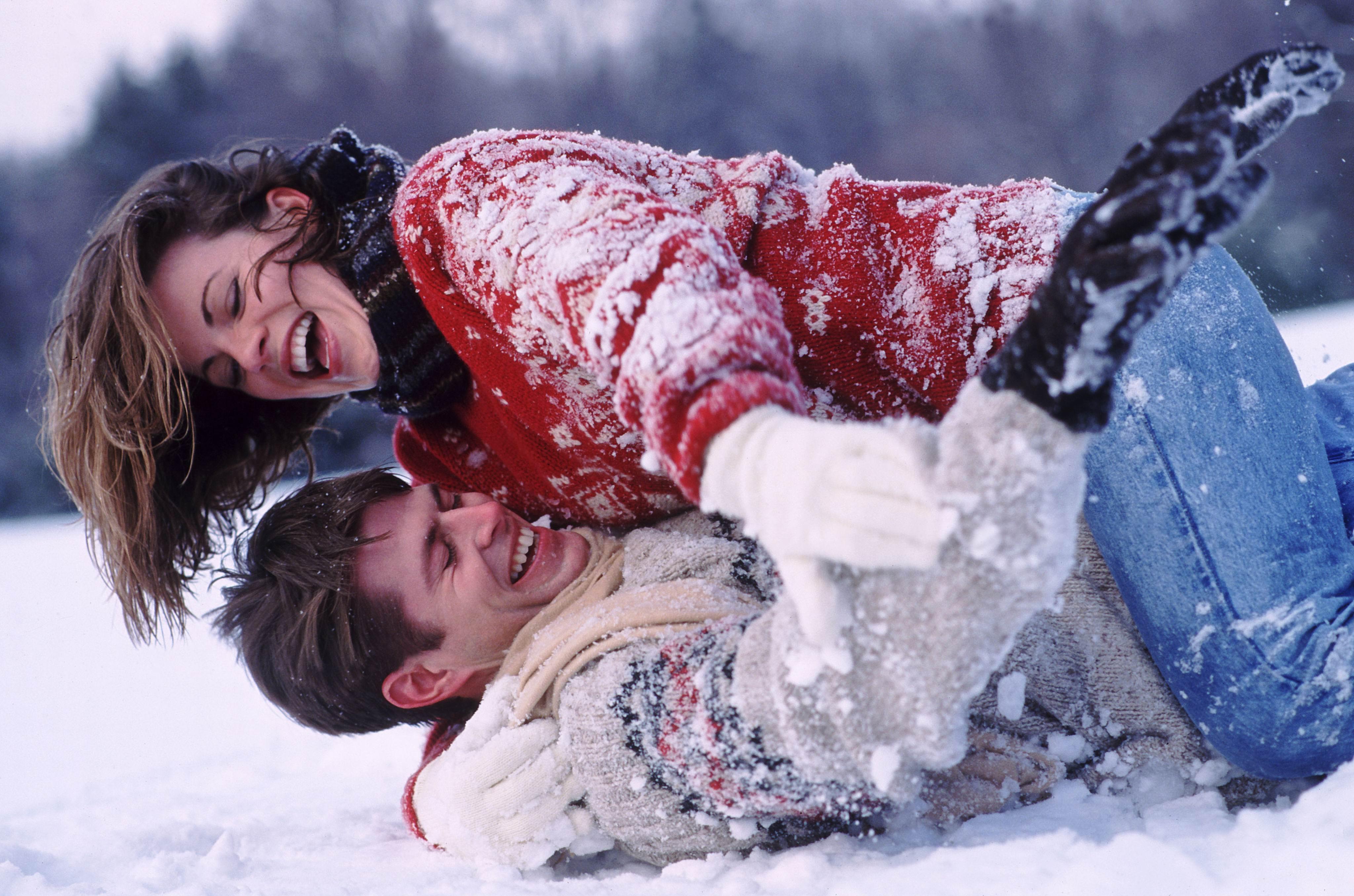 Зима романтика фото 3