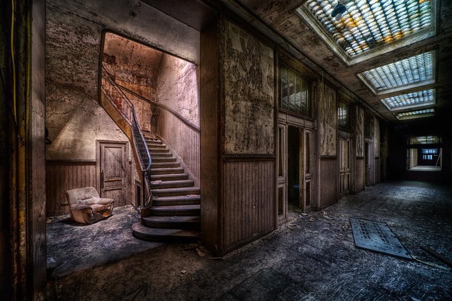 картинки с заброшенными местами давно