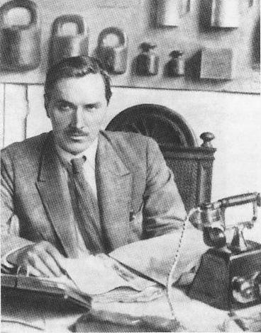 Федоровский 1927