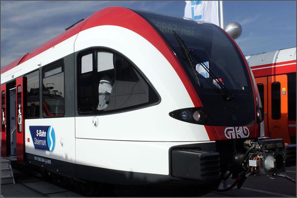 Низкопольный дизель-поезд