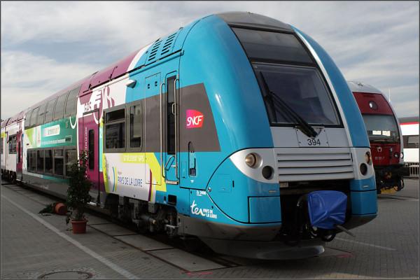 Региональный поезд Z2N NG