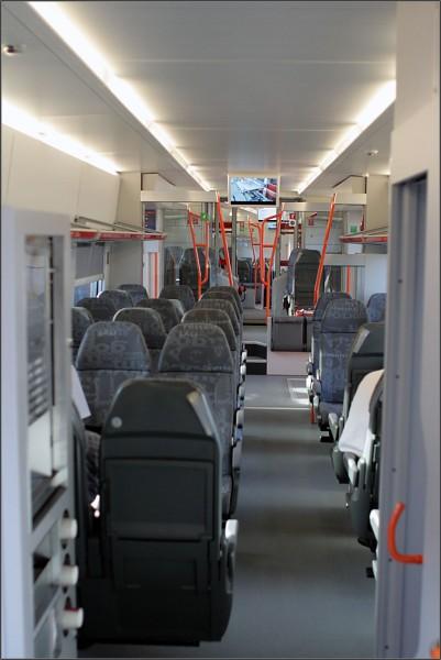 Региональный поезд FLIRT
