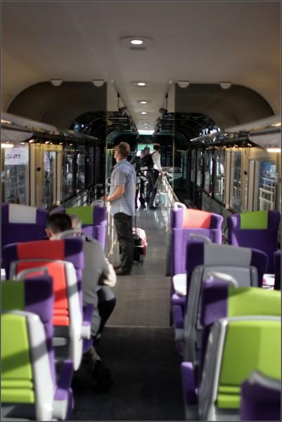 Ремонт пассажирского вагона локомотивной тяги