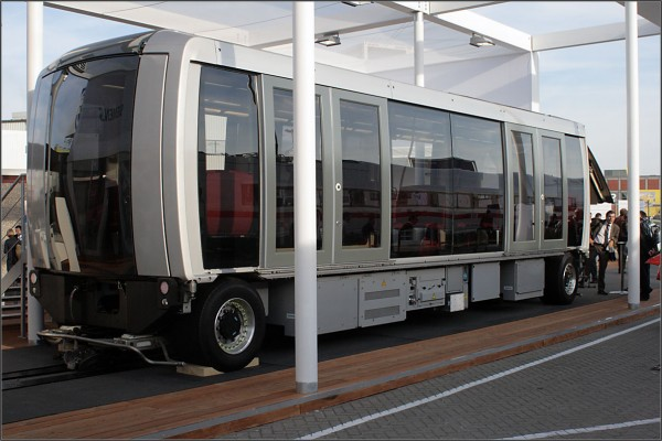 People Mover Cityvall