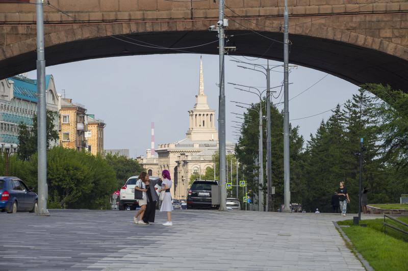 Речной вокзал.
