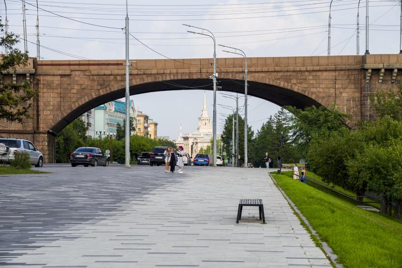 Улица Дубровинского.