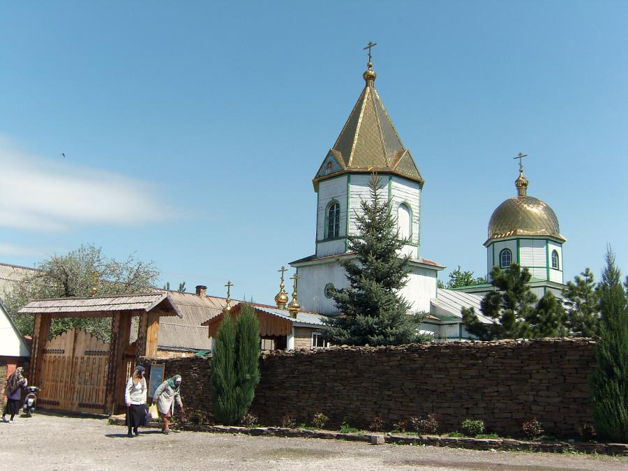 Городище. Церковь Успения Пресвятой Богородицы.