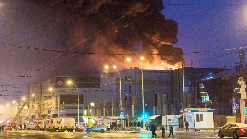 Пиар на крови: во что либералы превратили трагедию в Кемерово