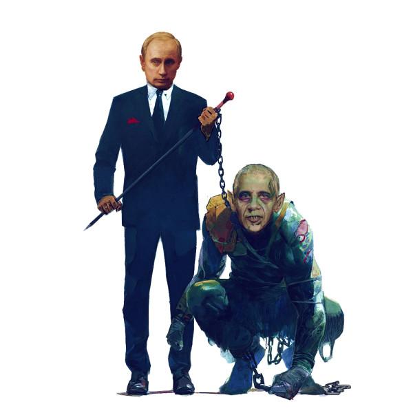 Терпение российского лидера на исходе. Владимир Путин формирует симметричный ответ на западные санкции.