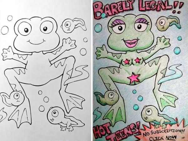 funny-children-coloring-book-corruptions-24