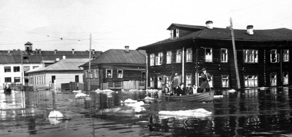 Наводнение 1953 г
