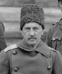 полковник Мурузи мал