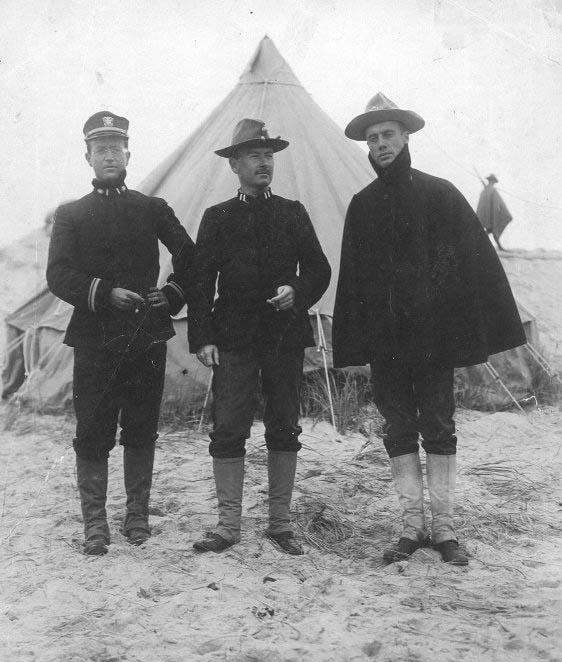 Амер не на Мудьюге 1918 ЦВММ