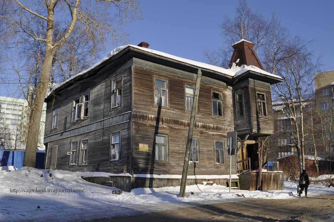 Дом Гринфельдта 1 1100 вз