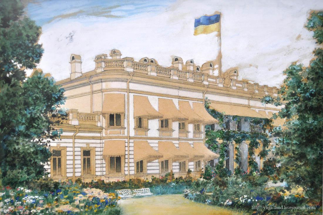 Александровский усадьба князя Васильч 1100 вз