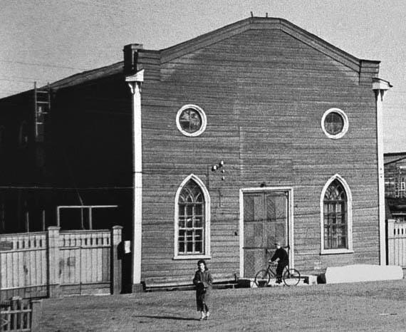 Англик церковь и Лоцм вахта фр570