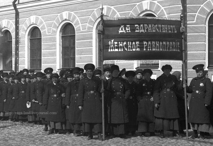 кондукторы весной 1917 900 вз