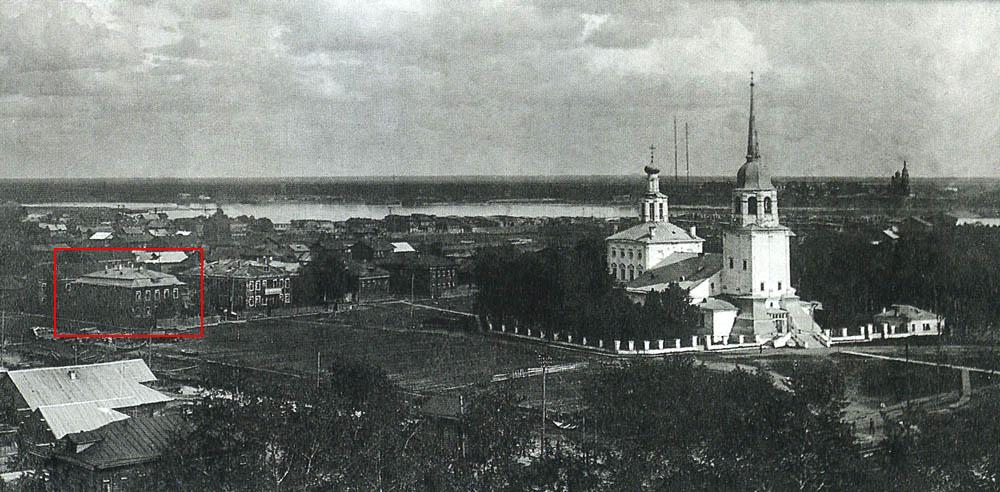 Церковная площадь 1000