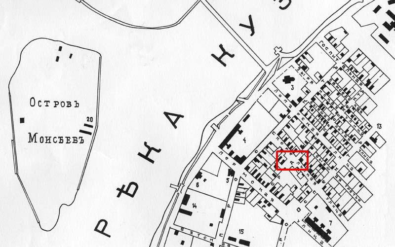 План Ускова 1897 фр Кузнечиха 2 800