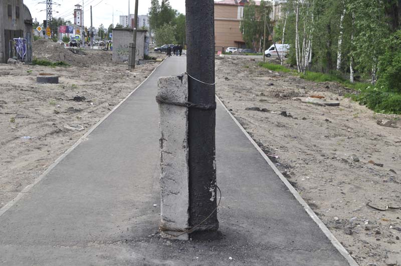 Столб на Ленингр 2 800