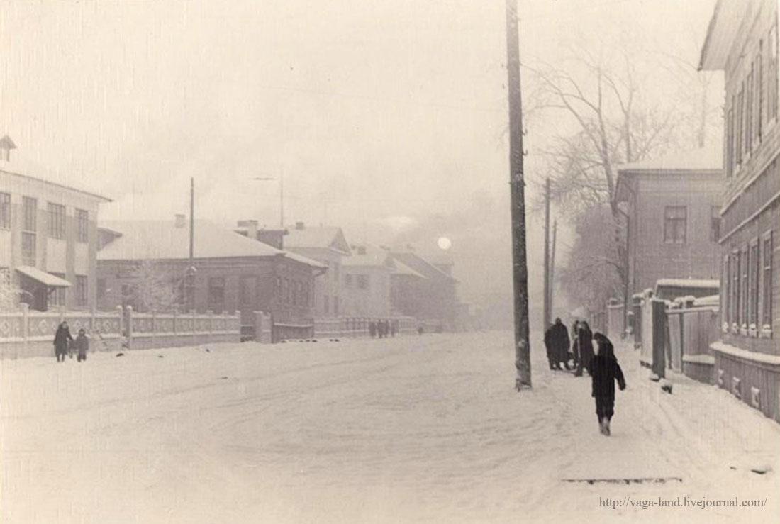 Пунанов Ник Александр Янв 1958 Большой мороз ФЭД АОКМ 1100 copy