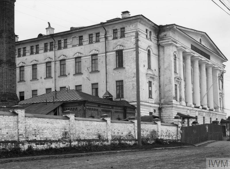 Headquarters North Russian Expeditionary Force, Archangel, 1919