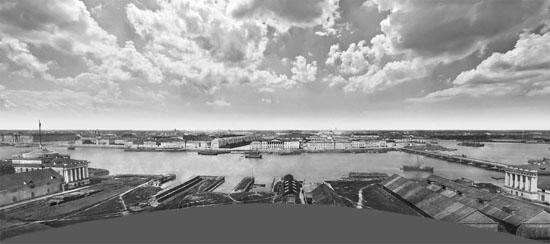 панорама Петерб 0 550