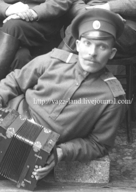 Солдат с гарм 450 вз
