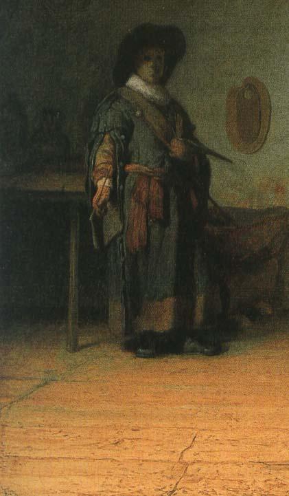Рембрандт Художник в мастерской 1629 фр