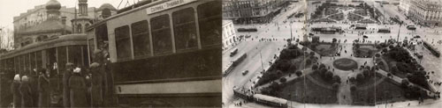 Московские трамва мал 1-2