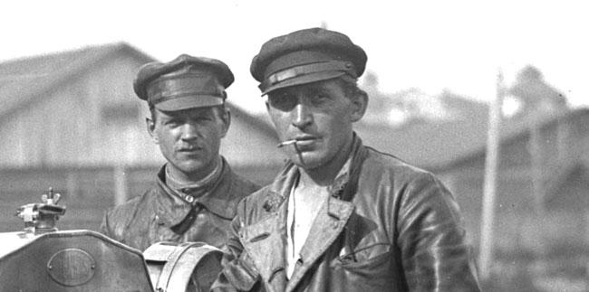 Шофер 1920е годы 650 фр вз