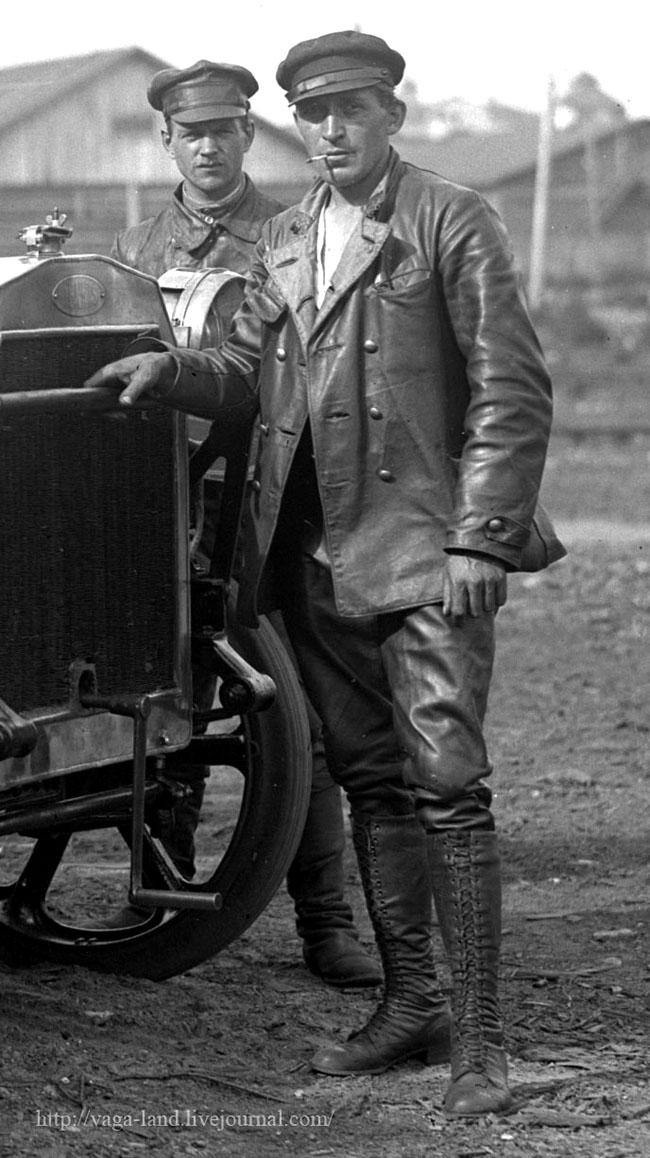 Шофер 1920е годы 650 вз